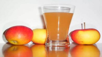 Photo of Apple Juice-  Best Medicine for Dehydration