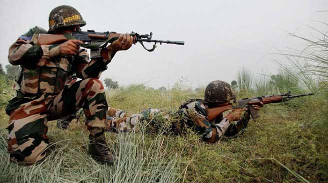 Indian Army attacks NSCN-K hideouts along Myanmar Border