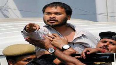Photo of Assam- KMSS leader Akhil Gogoi arrested on sedition charges