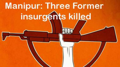 Photo of Manipur:Three Former insurgents including a women killed