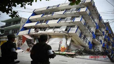 Photo of 61 dead in Mexico Earthquake