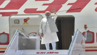 Photo of PM Modi leaves for China to attend BRICS Summit