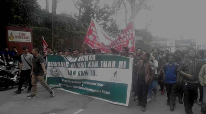 Deport all Chakmas Who Migrated Illegally- MSU and ACCJSU demands