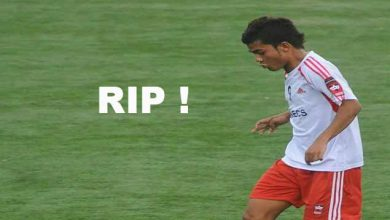 Photo of Aizawl FC player Michael Lalremruata commits Suicide