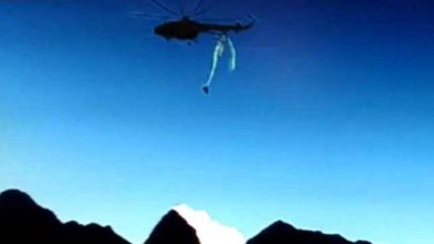 Photo of Video Shows how IAF Helicopter Crash In Arunachal