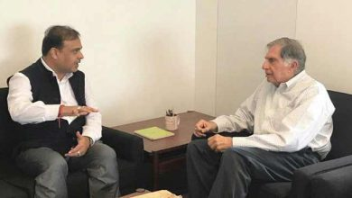 Photo of Himanta proposes Ratan Tata to setup Cancer Care Grid in Assam