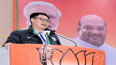 Photo of Centre never declared to give citizenship to Chakma,Hajong Says Kiren Rijiju