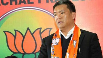 Photo of Chakma-Hajong Refugees issue was created by Congress- says Pema Khandu