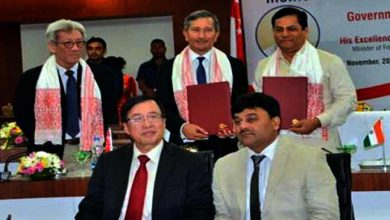 Photo of Assam and Singapore sign MoU for Skilling youths and Greening Guwahati