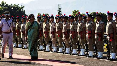 Photo of Defence Minister Nirmala Sitharaman Visits Forward Army & AF Bases in Assam and Arunachal