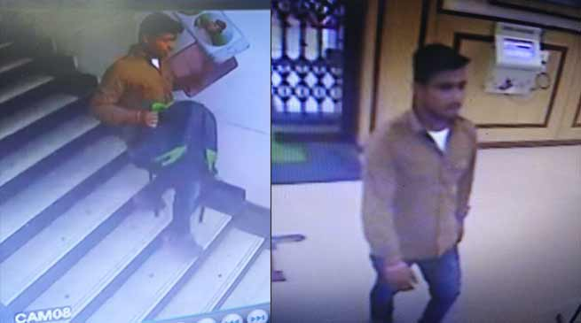 Dibrugarh- Miscreants looted 12 Lacs from Axis Bank Premises
