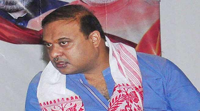 Assam police arrest two persons for plot to kill Himanta Biswa Sarma