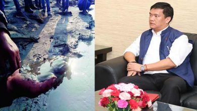 Photo of Cause of Siang water turns muddy is in China- Arunachal CM