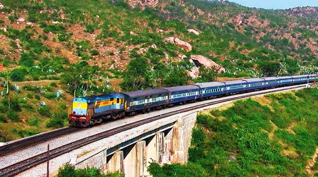 NF Railway proposes Safety works to the tune of Rs. 325 crores to Railway Board