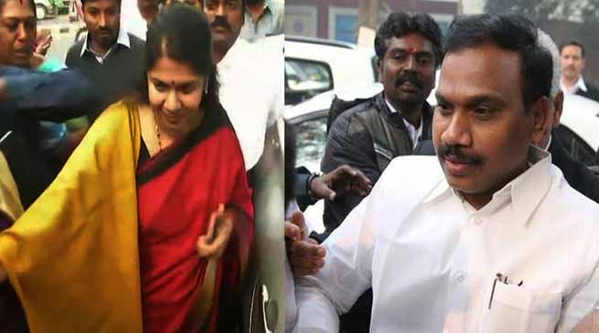 2G spectrum scam- All accused including A Raja, K Kanimozhi acquitted
