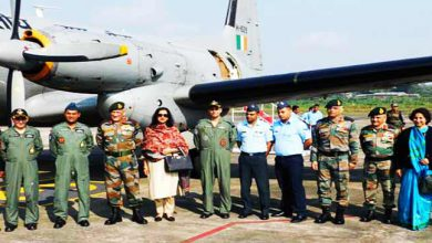 Photo of Nagaland: Army Chief on two-day visit of Nagaland, Manipur & Assam