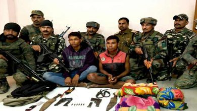Photo of Security Forces apprehended 2 NDFB(S) Cadres