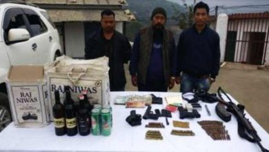 Photo of Nagaland- NIA Nabs self-styled Brigadier of NSCN ( KN )