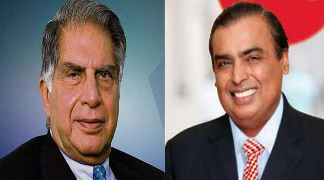 Assam: Ratan Tata, Mukesh Ambani will take part in Global Summit