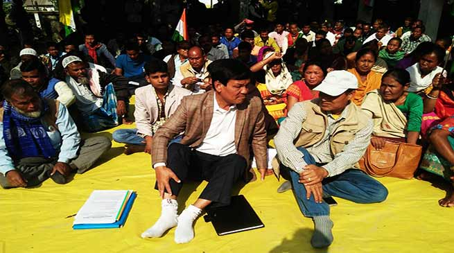Assam: CAG report on corruption in BTC, UPPL demands inquiry