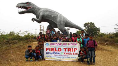 Photo of Assam: Bridge of Hope organised field trip for children