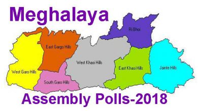 Photo of Meghalaya Polls: Setback to BJP as senior leader joins Congress