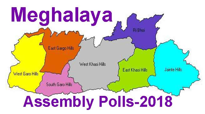 Meghalaya Polls: Setback to BJP as senior leader joins Congress
