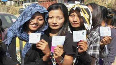 Photo of Meghalaya recorded 67, Nagaland 75 percent voting