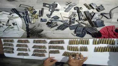 Photo of Assam: Dibrugarh police recovered huge quantity of arms and ammunition
