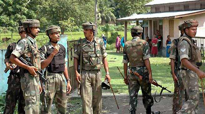 Confidence building measures along Assam-Mizoram border