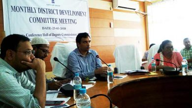 Photo of Assam : Work quality and Progress will be monitored- DC Adil Khan