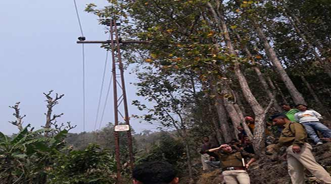 Sikkim:  Student electrocuted to death at Donak village