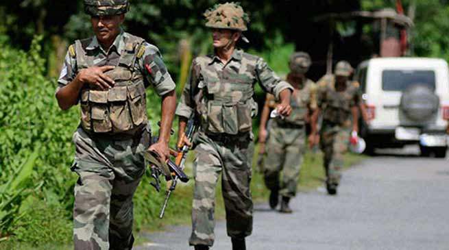 AFSPA completely removed from Meghalaya