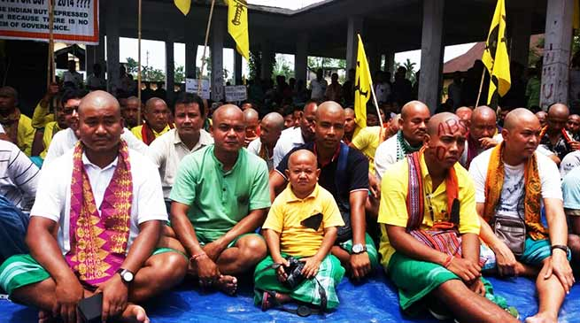 Assam: ABSU observes Betrayal Day of the Bodoland Movement