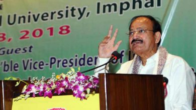 Photo of Manipur: Equip farmers with knowledge, insights and products-  M. Venkaiah Naidu
