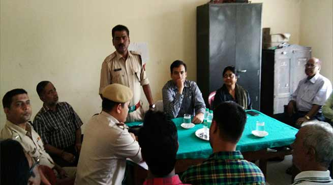 Assam: Nagarik Committee meetings to promote peace and communal harmony