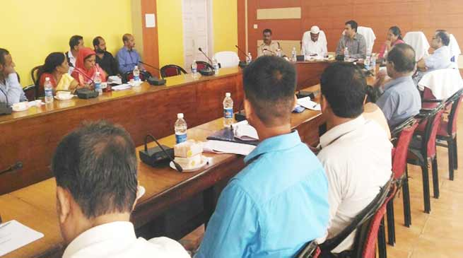 Assam: Pitch in all efforts for care and protection of children- DC Adil Khan