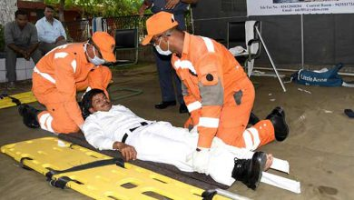 Photo of Assam: NDRF conducts drill to create awareness