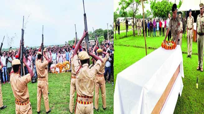 Assam: Sonowal orders in to killing of Bordumsa OC Bhaskar Kalita