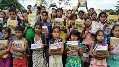 Photo of Assam: Believers Eastern Church distributed school items to underprivileged children