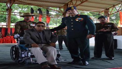 Photo of Meghalaya: Veer Naris, War Veterans felicitated in Mega Ex Servicemen Rally