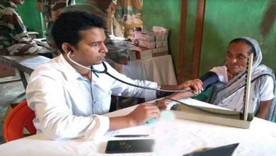 Photo of Assam Rifles organises medical camp in flood-hit Hailakandi