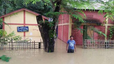 Photo of Assam: Floods hit Hailakandi district, 58 villages affected