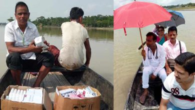 Photo of Assam: No disease outbreak after floods in Hailakandi district- health officials