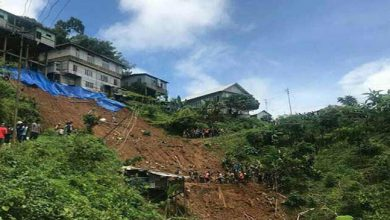 Photo of Mizoram: 21 killed in Land Slide, road accident