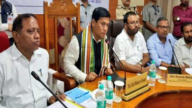 Photo of Assam: CM reviews flood situation in Hailakandi district