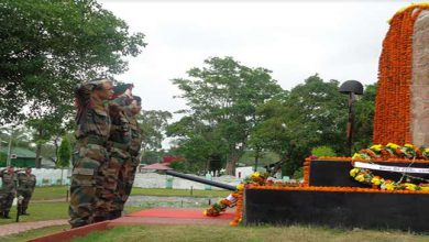 Photo of Assam: Red Horn Division Celebrates 43rd Rising Day