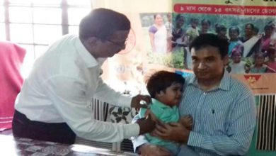 Photo of Assam: MR vaccination campaign picks up momentum in Hailakandi