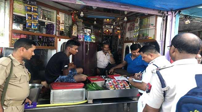 Assam: Tinsukia police launches drive against COTPA violation