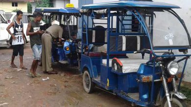 Photo of Assam:e-rickshaws restricted in Hailakandi town to ease flow of traffic